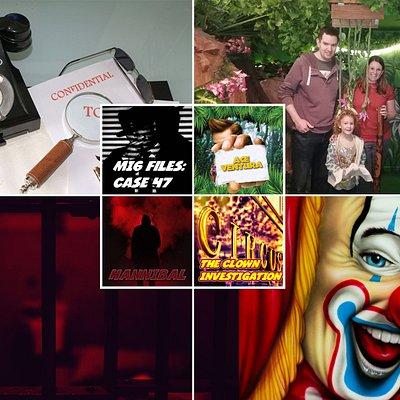 Case47 Ace Ventura Hannibal Clown Investigation