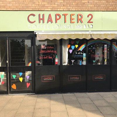 Chapter 2 Coffee Lounge & Bar