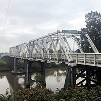 Historic Morpeth Bridge - Morpeth NSW