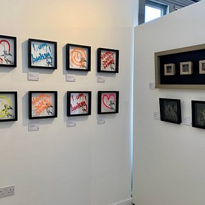 Spring/Summer Exhibition  The Dragon Gallery presents a group show featuring our Artists' DS, Michelle Heron, Mike England, Marco Piemonte, Soo Jin Yoo, Dave Shrimpton, Simon Tayler and Alexander de Cadenet.  Our Spring/Summer Exhibitions runs from Wednesday 15th of April until Saturday the 29th August 2020.  We opened the gallery doors again on Tuesday the 16th of June.  We look forward to welcoming you all back, we are back to our normal hours of Tuesday - Saturday 10am - 5pm.