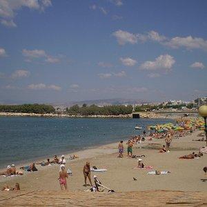 vista de Bikini Beach