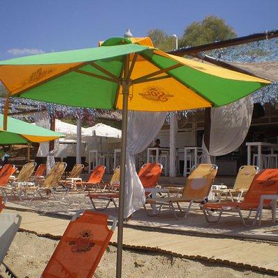 el bar de la playa....Bikini Beach