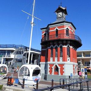 Der Clock-Tower