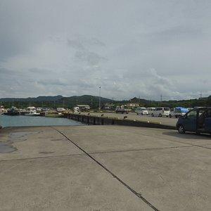 西表島ゆりみな上原港 2