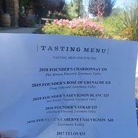 Ocasio Winery, Livermore, Ca