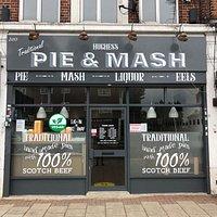 Hughes's pie and mash