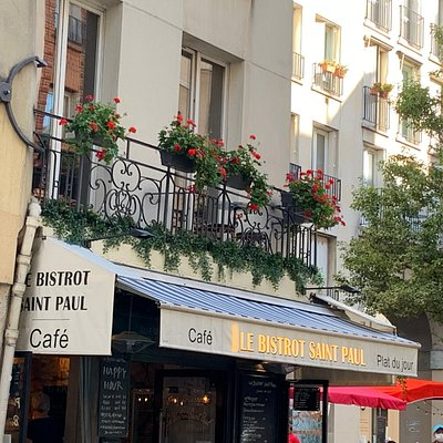 Le bistrot de Saint Paul