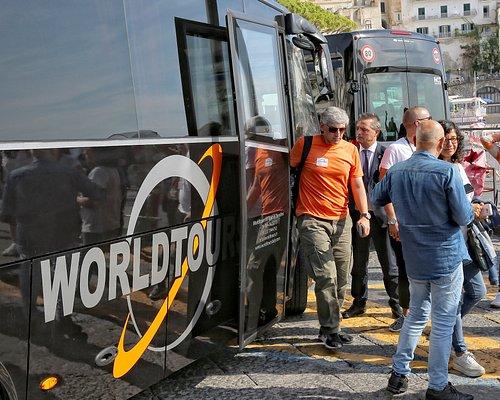 Amalfi - Worldtours Bus