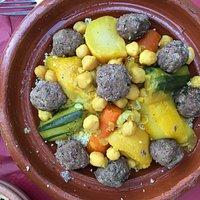 Couscous Kefta