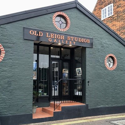 Old Leigh Studios Gallery.