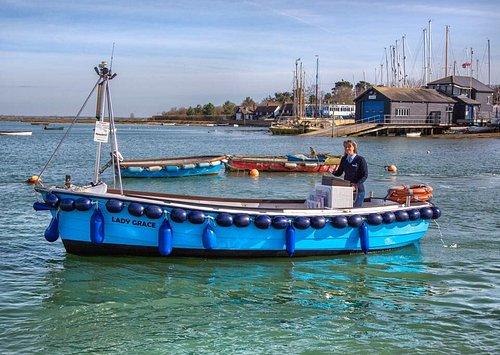 Essex Boat Trips - https://essexboattrips.co.uk/
