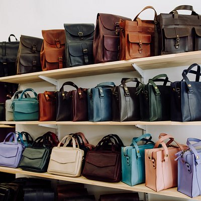 Our collection of men and women bags