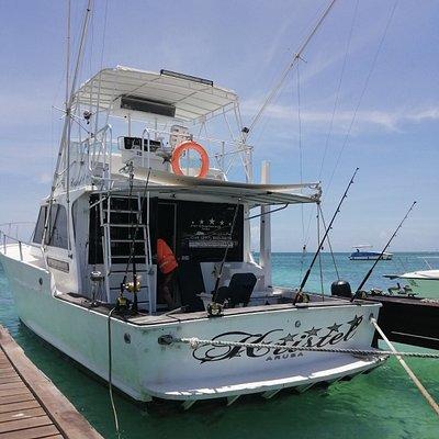 Kristel Fishing Aruba