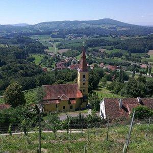 Kirche Kapfenstein