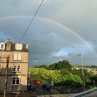 Hawick rainbow