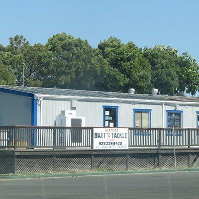 Bait and Tackle Shop at Marina, Martinez Martina, Martinez, CA