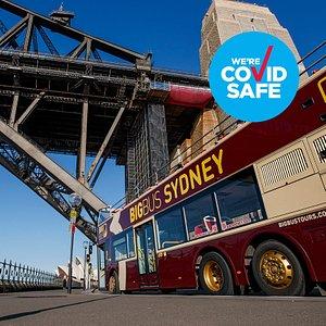 Big Bus Sydney - COVID Safe