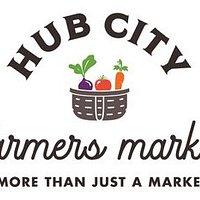 More than a market. The Hub City Farmer's Market in Spartanburg