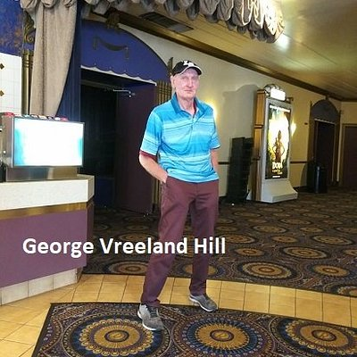 George Vreeland Hill at The Bruin Theatre in Westwood, California.