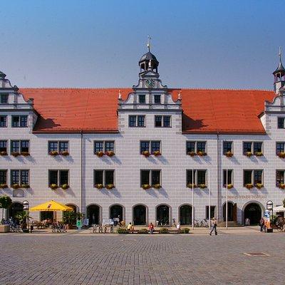 Das Torgau-Informations-Center direkt am Markt!