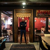 Your host Ricky Poovan will meet you at Annapurna Heritage Square, Durbanville