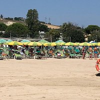 La Spiaggia ..... ed il Bagnino ! 🏖🏖🏖