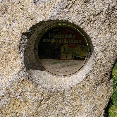 La pietra delle streghe