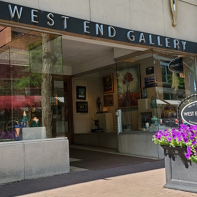 Welcome to West End Gallery! Visit us in person at 12 West Market Street in Corning, NY or online at www.WestEndGallery.net.