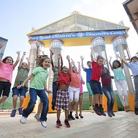 Discover the excitement!  Fort Bend Children's Discovery Center is a Playground for Your Mind™