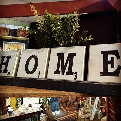 Rustic decor, home furnishings, and gifts in the heart of downtown Cleveland, GA