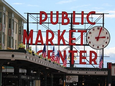 Explore all 9 acres of Pike Place Market. From 96 farmers, 230 crafters, and 225 independently owned shops and restaurants -- there is always something new to discover.