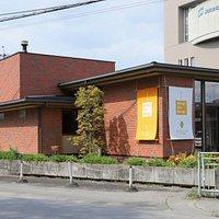 兵庫県加東市にある完全無農薬水耕栽培の植物工場「木ゴコロファーム・アグリらぼ」で生産された野菜やよもぎ製品の直売所・mogiyomogi 外観