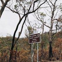 Mirranatwa Gap Scenic Lookout