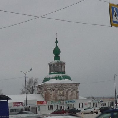 Храм возрождается