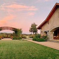 Our stone Pavilion