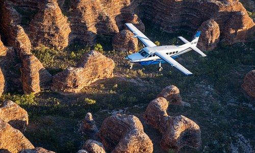 Aviair's Bungle Bungle Scenic Flight, from Kununurra