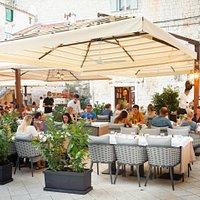 Adriatic Sushi & Oyster Bar Split