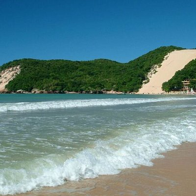 Praia de Ponta Negra - Natal