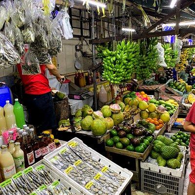 The freshest produce