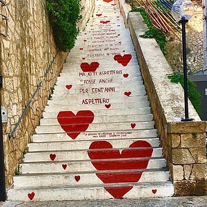 La scala dell'amore