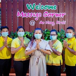 Welcome to Massage Corner Ao Nang