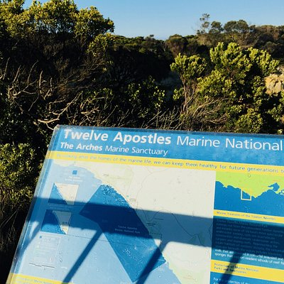 The Arches Marine Sanctuary