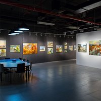 N2N Gallery, Al Ain Tower, Khalidiyah, Abu Dhabi