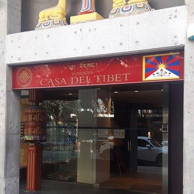 Fundació Casa del Tibet