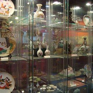 porcelana z różnych stron świata