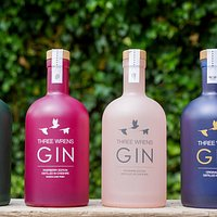Our craft gin range
