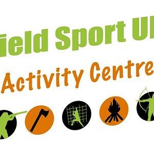 Field Sport Uk Activity Centre New logo