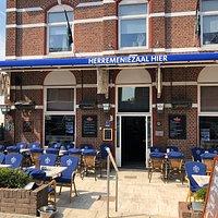 Gezellig brasserie, heerlijke gerechten lekker biertje... vriendelijke bediening 😉