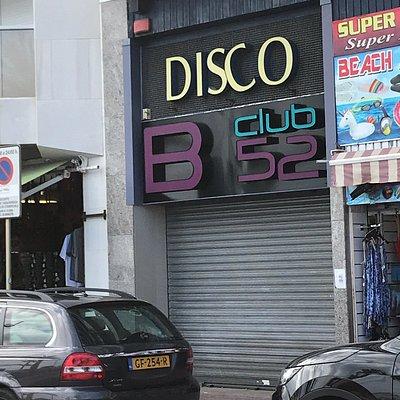 Disco B-52