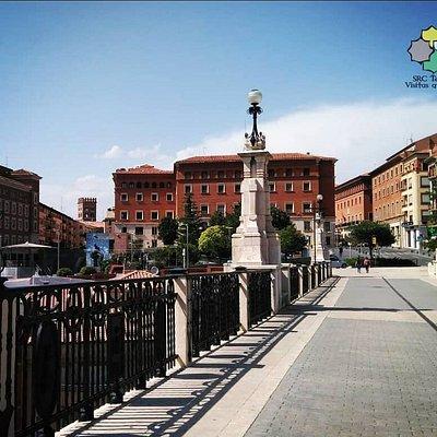 Nuestro querido viaducto da inicio al casco histórico